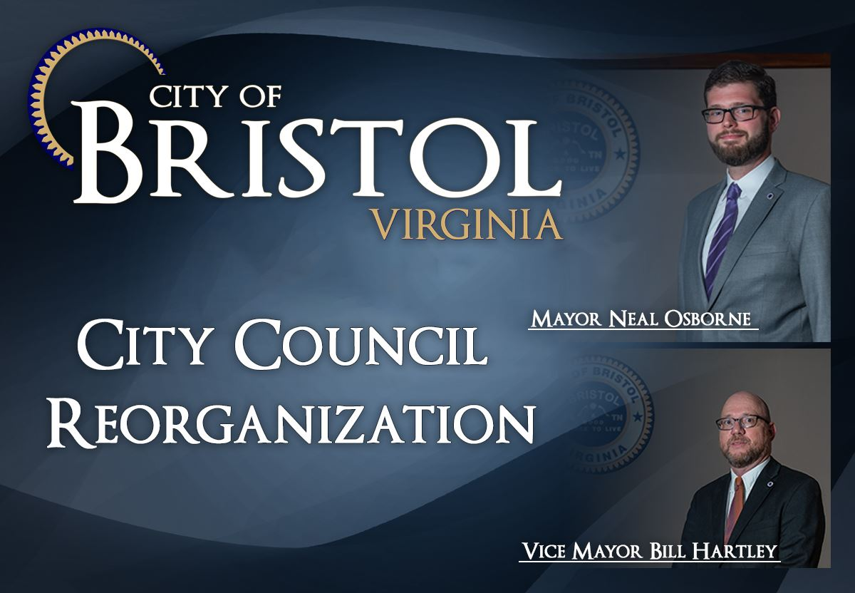 City Council Reorganization