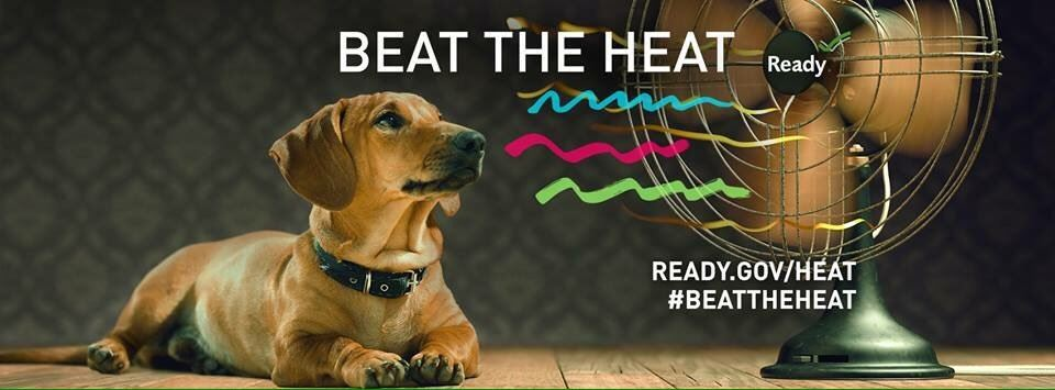 Beat the Heat Photo by Ready Graphic