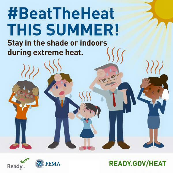 Beat the Heat 2 by Ready Graphic